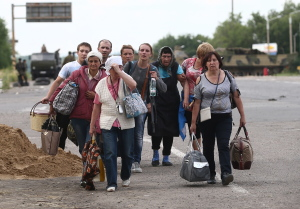 В Минсоцполитики назвали максимальный размер месячной денежной помощи на семью переселенцев