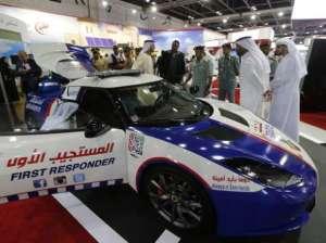 Презентовали самый быстрый автомобиль медицинской помощи, который может разогнаться до 300 км/ч