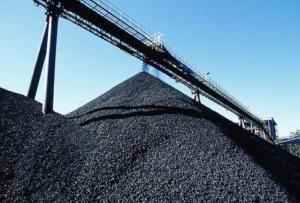 В Украине на 50% сократилась добыча угля