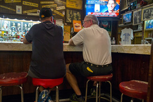 Американцы верят в пользу умеренной выпивки