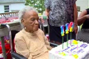 110-летняя американка назвала секрет долголетия